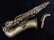 Vintage C.G. Conn Chu Berry Alto Sax - AMAZING PLAYER - Serial # 200070