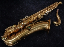 True Conn Chu Berry 'Transitional' Tenor Sax w/ Naked Lady Engraving - Serial # 259569