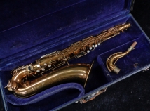 Vintage Frank Holton Ideal Model Tenor Sax - Serial # 122293