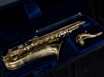 Vintage Conn 30M CONNQUEROR Tenor Sax - Serial # 295456