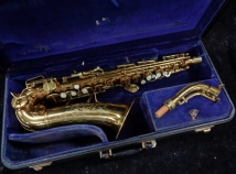 Great Original Lacquer Conn 6M VIII 'Naked Lady' Alto Sax - Serial # 282467
