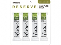 D'Addario Reserve Sampler Packs for Tenor Sax