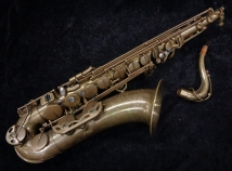 Lightly Played P. Mauriat 66RUL Tenor Saxophone – Rolled Tone Holes, Serial #PM10225109