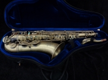 Fantastic Condition P Mauriat System-76 2nd Ed. Tenor Sax - Serial # PM0523011