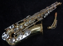 Selmer USA AS300 Alto Sax in Great Shape - Serial # 1316173