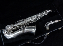 Repair Man Special! Vintage New Wonder Conn Chu Berry Silver Plate Alto, Serial #176460