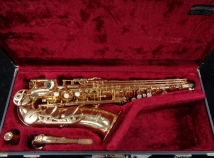 Very Nice! Yamaha Allegro Alto Sax in Gold Lacquer, Serial #179154 – Great Step Up