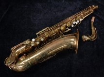 Original Lacquer THE MARTIN TENOR Saxophone - Serial # 178809