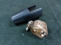 NEW OLD STOCK Silver Winslow Ligature & Parts for Bb Clarinet Mouthpieces