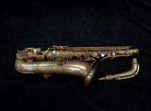 Later Series CG Conn New Wonder C-Melody Sax - Serial # 140049