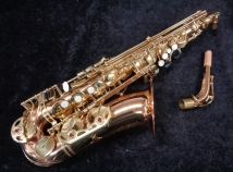 Selmer La Voix Series Alto Sax in Great Shape - Serial # AK098