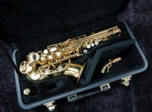 Perfect Yanagisawa SC-991 Curved Soprano Sax - Serial # 00337666