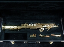 Selmer Paris Series III Soprano Saxophone In Gold Lacquer, Serial #649247