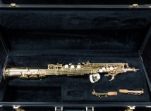 Very Pretty! Selmer Paris Super Action 80 SIII Soprano Sax, Serial #537285