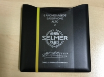New Selmer Paris Reeds for Alto Saxophone - Strength 4 - BLOWOUT PRICE