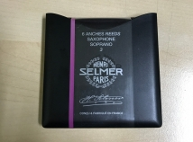 New Selmer Paris Reeds for Soprano Saxophone