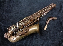 Lightly Played P Mauriat System 76 UL Alto Sax - Serial # PM1224615