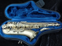 Dark Matte Finish P Mauriat 66RDK Tenor Sax - Great Price! - Serial # PM0105617