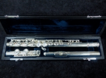 Chateau CFL - 21 Silver Plated Flute - Premium Flute for Students