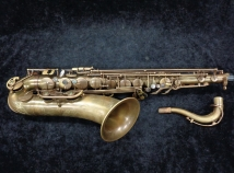 Phenomenal P Mauriat 66R Unlacquered Tenor Saxophone - Serial # PM0511315
