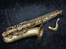 Unlacquered P Mauriat 66RUL Tenor Sax in Great Shape - Serial # PM0511515