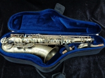 Excellent Condition P Mauriat System 76 2nd Edition Tenor Sax - Serial # PM07118108