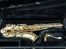 Coltrane Vintage Selmer Super Balanced Action Tenor Sax - Serial # 43063
