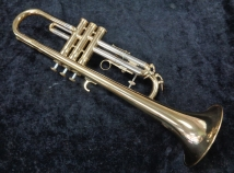 Vito Made Kenosha Wisconsin Bb Trumpet, Serial # 22418