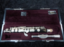 Nice! Yamaha 32 Plastic Body Piccolo With Case, Serial #14964A