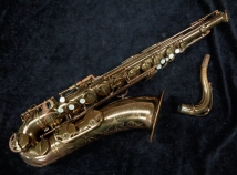 Vintage Original Lacquer Selmer Mark VI Tenor Saxophone, Serial #125496 - Vibrant Player