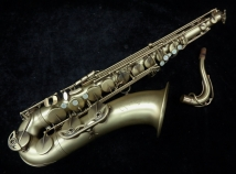 Lovely Matte Finish Selmer Paris Reference 54 Tenor Sax, Serial #673219 - Dark & Freeblowing