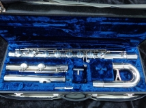 Outstanding Artley Bass Flute #32-59706 – 1980's Comes Fully Serviced