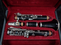 Nice! Used Buffet Crampon Paris France R13 Bb Clarinet, Serial #519415