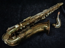 Vintage King H.N. White Zephyr Special Tenor Sax – Pearl Side Keys, Serial #209933
