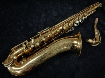 Vintage Selmer Bundy Tenor Sax in Original Lacquer – Saxquest Pro Overhaul