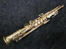 Beautiful Original Lacquer Selmer Paris Mark VI Sopranino Saxophone - Serial # 293088