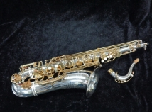 Silver Plated Jupiter Artist JTS-889 Tenor Sax w/ Sterling Silver Neck - Serial # F21100