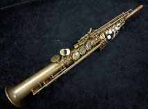Barely Played! Eastman 52nd Street Soprano Saxophone – Ultra Resonant