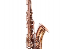 NEW Saxquest Step-Up Advanced Tenor Saxophone in Cognac Lacquer