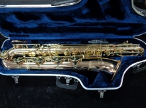 Hand Select Show Demo! P Mauriat PMB 301 Gold Lacquer Low A Baritone Sax