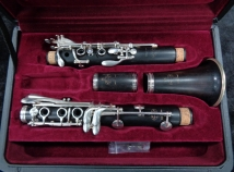 Fantastic! Used Buffet Crampon Paris France R13 Bb Clarinet, Serial #569900