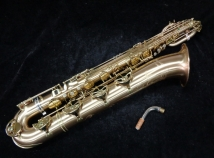 Great Deal on a Like-New P Mauriat Le Bravo Series Bari Sax - Serial # PM0351317