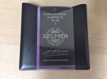 New Selmer Paris Reeds for Bb Clarinet