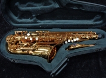 Selmer Paris Reference 54 Alto Sax in Excellent Shape - Serial # 677179
