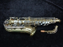 Early Series Yamaha YAS-23 Alto Sax in Great Shape - Serial # 192256
