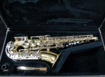 Early Series Yamaha YAS-23 Student Alto Sax – Premier Student Sax, Serial #225019