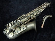Lightly Played Store Model! P. Mauriat 67RDK Alto Sax Dark Antique Finish, Serial #PM0108617