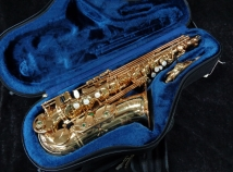 P. Mauriat 67RGL Gold Lacquer Alto Saxophone, Serial #PM0406317