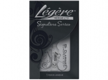 New Legere Signature Series European Cut Synthetic Reed for Bb Clarinet