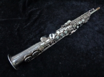 WOW! Original Silver Plate Five Digit Vintage Selmer Paris Mark VI Soprano, Serial #86588 – High F#